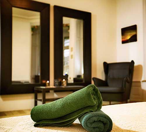 Erotik Zimmer der Villa Viktoria, das beste Puff in Basel