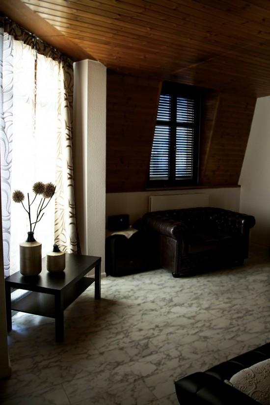 Bordell-Zimmer der Villa-Viktoria in Basel